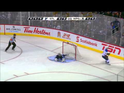 Shootout: Winnipeg Jets vs St. Louis Blues