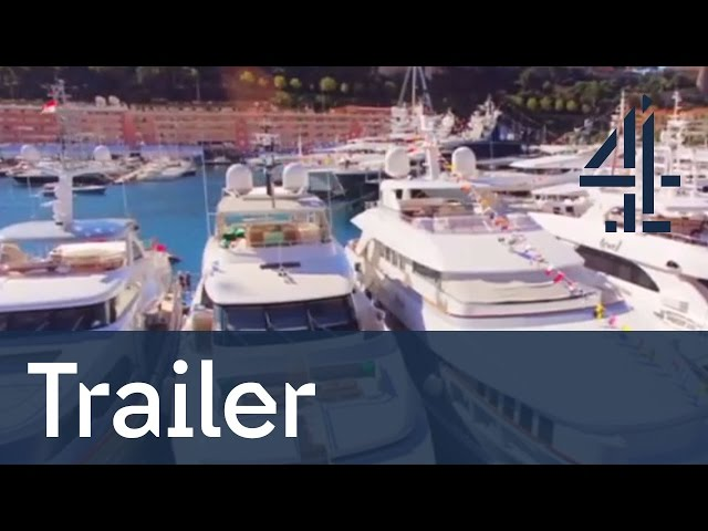 Million Pound Mega Yachts | Sunday 8pm | Channel 4