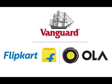 Flipkart, Ola get valuation boost from Vanguard
