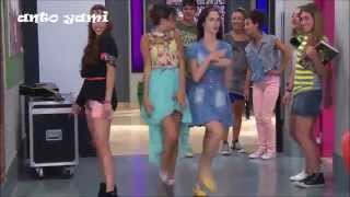 Código amistad - Candelaria molfese , Martina stoessel  y  Lodovica comello