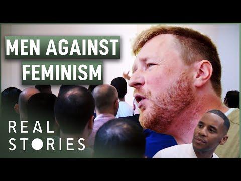 Men At War: Meeting the Anti-Feminist Movement (Reggie Yates Documentary) | Real Stories
