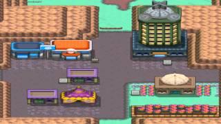 Pokémon HGSS Lavender Town EXTENDED