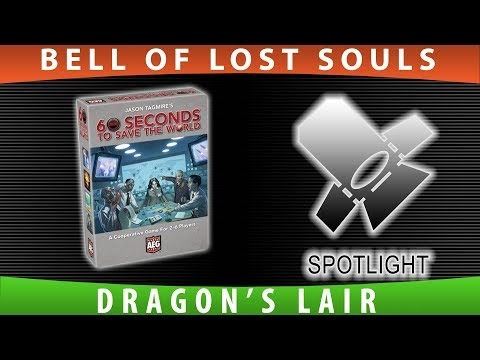 Tabletop Spotlight | 60 Seconds to Save the World
