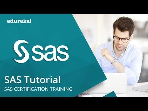 SAS Tutorials For Beginners | SAS Training | SAS Tutorial For Data ...