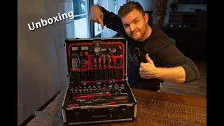 Unboxing - Meister Werkzeugtrolley 230-teilig