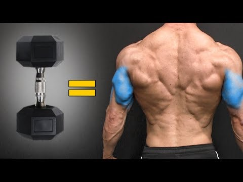 The BEST Dumbbell Exercises – TRICEPS EDITION!