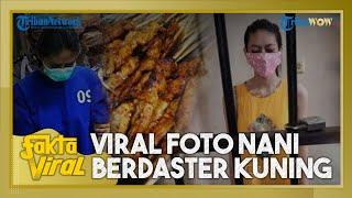 Viral Foto Pemberi Sate Sianida Pakai Daster Tanpa Lengan di Sel, Berawal dari Story WA Istri Polisi
