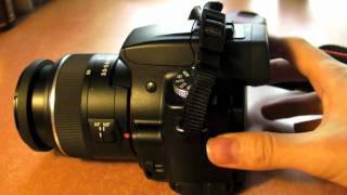 Gear65 #70 - Sony Alpha A33 SLT Camera