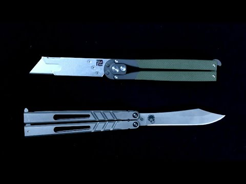 AUTOMATIC BALISONG vs STANDARD BALISONG: WHICH IS FASTER TO OPEN