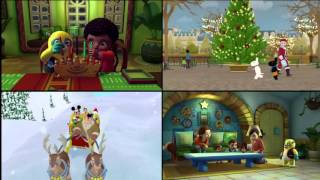 Magical Holidays | Music Video | Disney Junior
