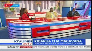 Kibarua cha magavana yaanza baada ya kuapishwa: Jukwaa la KTN pt 1