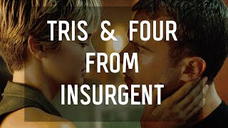 Tris & Four Quotes From Insurgent