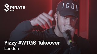 Yizzy Grime Set | #WTGS Takeover | Pirate Live