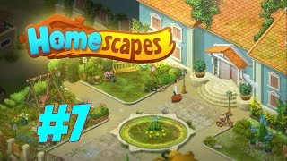 HOMESCAPES Gameplay Story Walkthrough Video | Kitchen Area Day 5 and 6 Gameplay