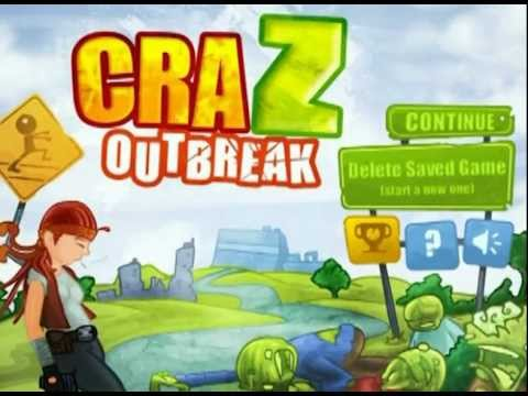 Video of Zombie Defense - CraZ Outbreak