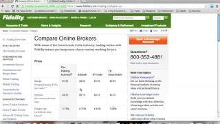 Tutorial for Beginners in Investing - Open an Online Brokerage Account to Invest and Trade in Stocks