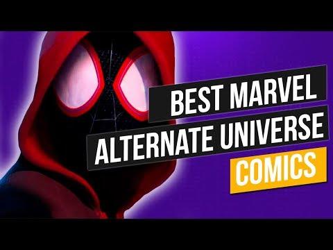 Best Marvel ALTERNATE UNIVERSE Comics