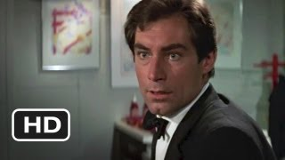 The Living Daylights Movie CLIP - Good Luck (1987) HD
