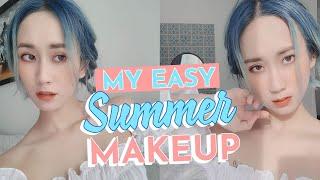 MY EASY SUMMER MAKEUP | HƯƠNG WITCH