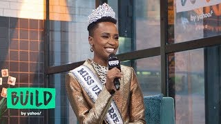 Zozibini Tunzi, The 2019 Miss Universe, Opens Up About Her Time In The Pageant & What's Next For Her