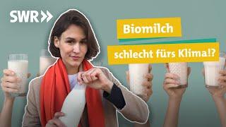 Bio-, Weide- oder Heumilch - Welche Milch ist die beste Wahl? I Ökochecker SWR