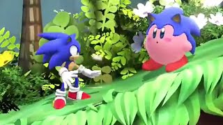 Super Smash Bros Wii U - All Kirby Hats and Powers