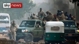 At Least Thirteen Killed In Sudan As UN Condemns Use Of Military Violence