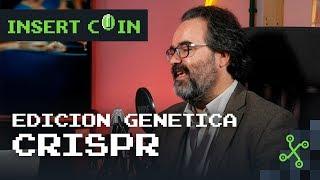 EXPERTO en genética nos EXPLICA lo que ha supuesto CRISPR | Insert Coin con Lluis Montoliu
