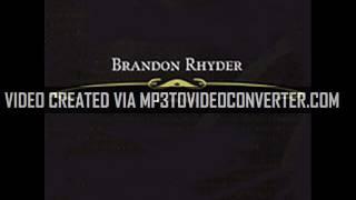 Brandon Rhyder   Back Roads