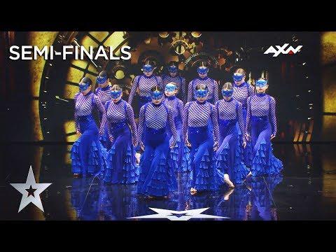 להקת הריקוד היפנית הזו תדהים אתכם ביכולותיה