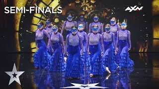 Fabulous Sisters (Japan) Semi-Final 1 - VOTING CLOSED   Asia's Got Talent 2019 On AXN Asia