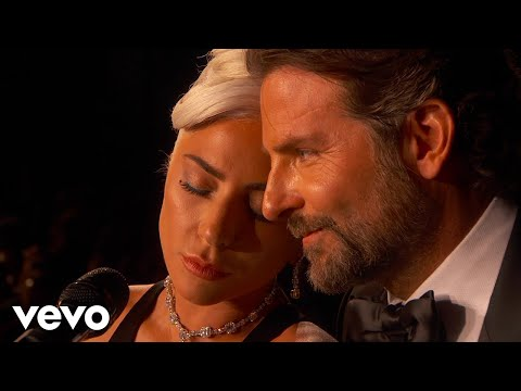 Lady Gaga Bradley Cooper Shallow From A Star Is Bornlive From The Oscars