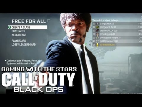 Samuel L. Jackson Plays Black Ops