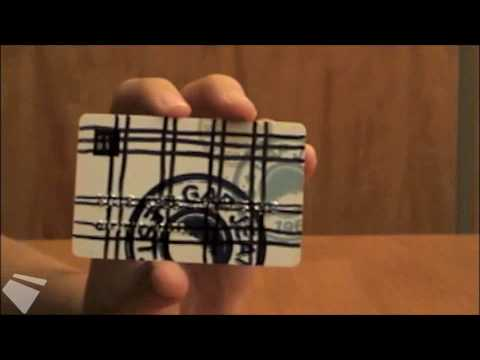 Securely Destroy Your Credit Card In Fifteen Slices