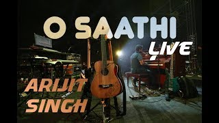 O Saathi - Live | Full Song | Arijit Singh | Shab | Mumbai | MMRDA | BKC