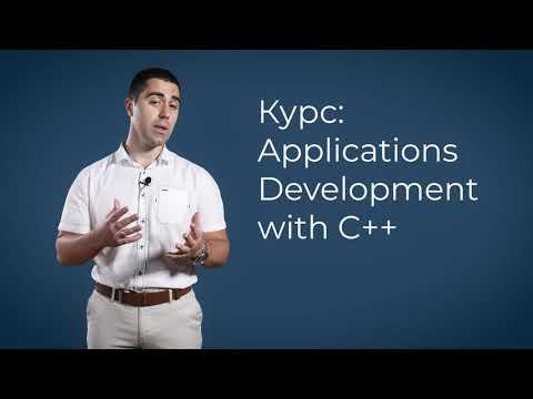 Applications Development with C++ - октомври 2021