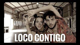 DJ Snake, J. Balvin, Tyga   Loco Contigo   Choreography Lía Rodríguez