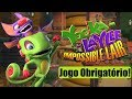Jogo Obrigat rio Yooka laylee And The Impossible Lair
