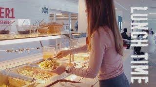 Столовка в универе в Финляндии ⦾ Что я ем?