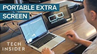 Boost Your Productivity With This Portable Extra Screen