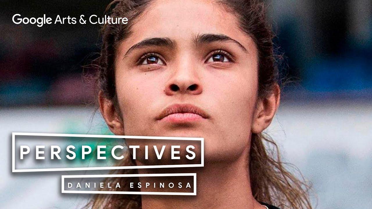 Video with Daniela Espinosa