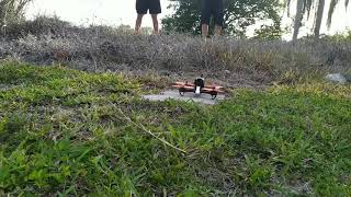 Fun with a Race drone(2)