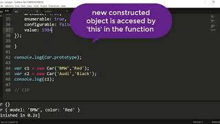 What are the four ways of creating  an object in JavaScript