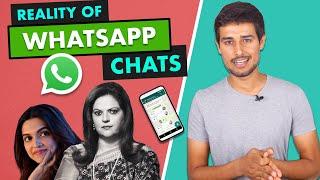 Truth behind your Whatsapp Data    Dhruv Rathee