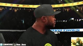 UFC - UFC Multiplayer vs ALFALOCK #1 | Ronaldo Souza vs Rashad Evans | UFC FIGHTS 2014