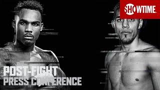 Charlo vs. Castaño: Post-Fight Press Conference   SHOWTIME CHAMPIONSHIP BOXING