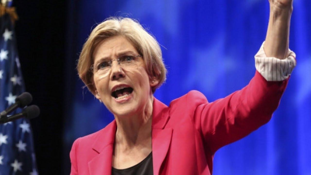 Elizabeth Warren Goes On Warpath Against Establishment thumbnail