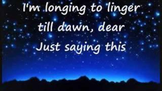 DREAM A LITTLE DREAM OF ME.- Mama Cass (Letra lyric).