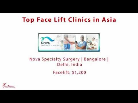 Face Lift Options in Asia