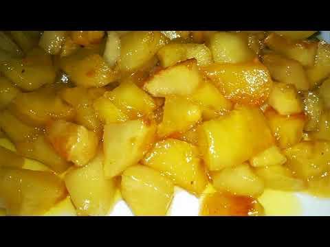 Яблочная Начинка Для Пирогов . Apple stuffer!